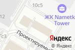 Схема проезда до компании Магнум в Москве
