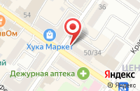 Схема проезда до компании Сеть цветочных магазинов в Подольске