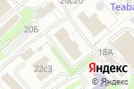 Схема проезда до компании Clever в Москве