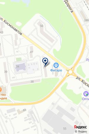 STROY-PROJECT на карте Дмитрова