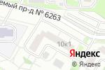 Схема проезда до компании Авто-Свет в Москве