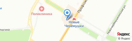 Необычные подарки на карте Москвы