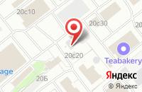 Схема проезда до компании Имидж Групп в Москве