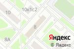 Схема проезда до компании Отдел МВД России по району Лианозово г. Москвы в Москве