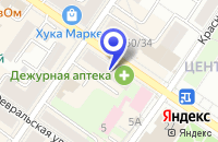 Схема проезда до компании КАФЕ ПОДОЛЬСК в Подольске