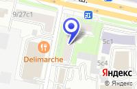 Схема проезда до компании ПТФ ЭЛИТ-ИНТЕРЬЕР в Москве