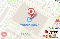 Схема проезда до компании Радикал в Москве