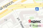 Схема проезда до компании Баан-Тай в Москве