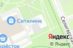 Схема проезда до компании Соник Сервис в Москве