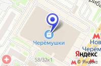 Схема проезда до компании ФИРМА ПРОКАТА АВТОМОБИЛЕЙ ДОЛЛАР в Москве