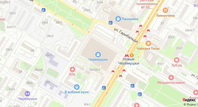 Торгово-офисный центр «Черемушки (Cherry Tower)» - превью 2