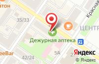 Схема проезда до компании Многопрофильный магазин в Подольске