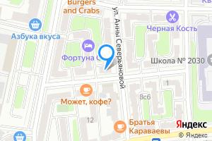 Сдается комната в трехкомнатной квартире в Москве м. Улица 1905 года, улица Анатолия Живова, 8