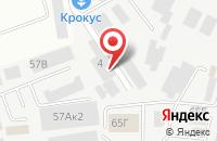 Схема проезда до компании Торговый дом НАТЕКО в Подольске