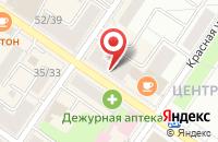 Схема проезда до компании Подольское Городское Бюро Технической Информации в Подольске