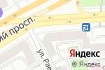 Схема проезда до компании Story в Москве