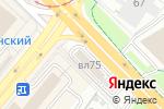 Схема проезда до компании Акваименс в Москве