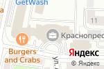 Схема проезда до компании Пауль Лейбниц и Партнеры в Москве