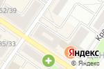 Схема проезда до компании ХлебЪ в Подольске