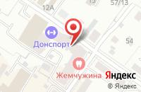 Схема проезда до компании Иринга в Подольске