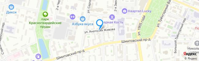 улица Анатолия Живова