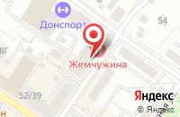 Схема проезда до компании Художник в Подольске