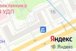Схема проезда до компании D911 в Москве