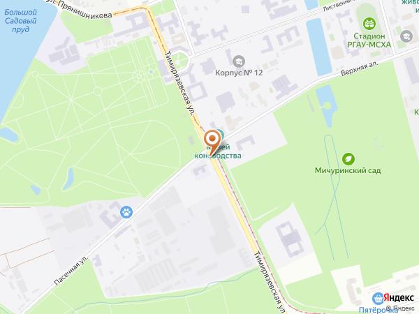 Остановка Пасечная ул. в Москве