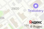 Схема проезда до компании Меда+ в Москве