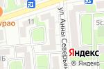 Схема проезда до компании Катюша М в Москве