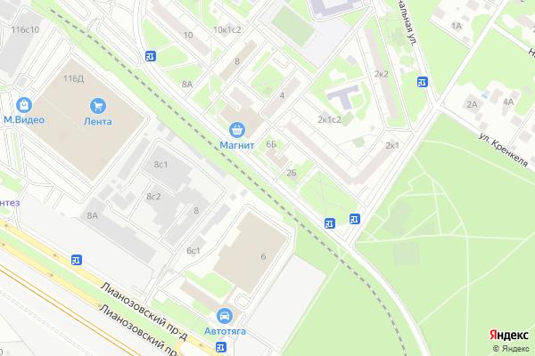 Ремонт телевизоров Улица Псковская на яндекс карте