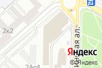 Схема проезда до компании ЛАРС в Москве