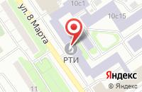 Схема проезда до компании Научно-производственное предприятие  в Москве