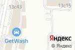 Схема проезда до компании FCBI в Москве