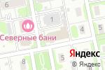 Схема проезда до компании Уют в Москве