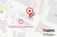 Схема проезда до компании ВинСан Про в Подольске