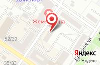 Схема проезда до компании Бизнес-Консалт в Подольске