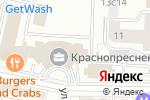Схема проезда до компании Портал Финанс в Москве