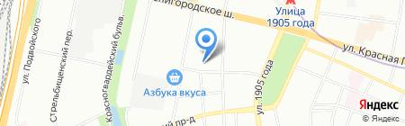 Legal Advisor на карте Москвы