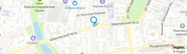 улица Анны Северьяновой