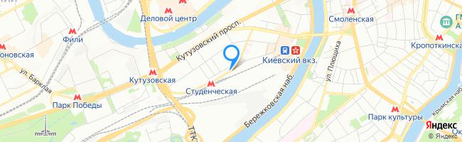 район Дорогомилово