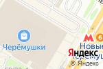 Схема проезда до компании Технопарк в Москве