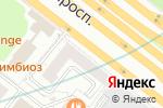 Схема проезда до компании БУТЕРБУРГ в Москве