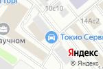 Схема проезда до компании Кволити Моторс в Москве