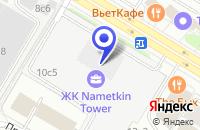 Схема проезда до компании ОБУВНОЙ МАГАЗИН МОСЭКСПО в Москве