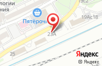 Схема проезда до компании Юнэкс в Москве
