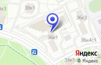Схема проезда до компании АКБ ПЕРВЫЙ ИНВЕСТИЦИОННЫЙ в Москве