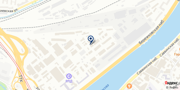 Refit-car на карте Москве