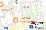 Схема проезда до компании Ди-макс 58 в Москве