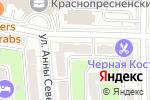 Схема проезда до компании Пресня в Москве